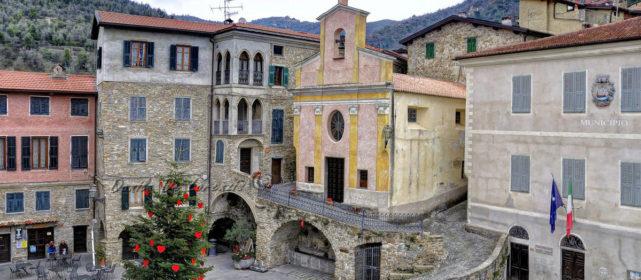Matrimonio ad Apricale in un palazzo storico