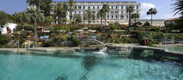 Reception in Hotels in San Remo