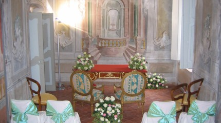 A Wedding in a Villa in Imperia