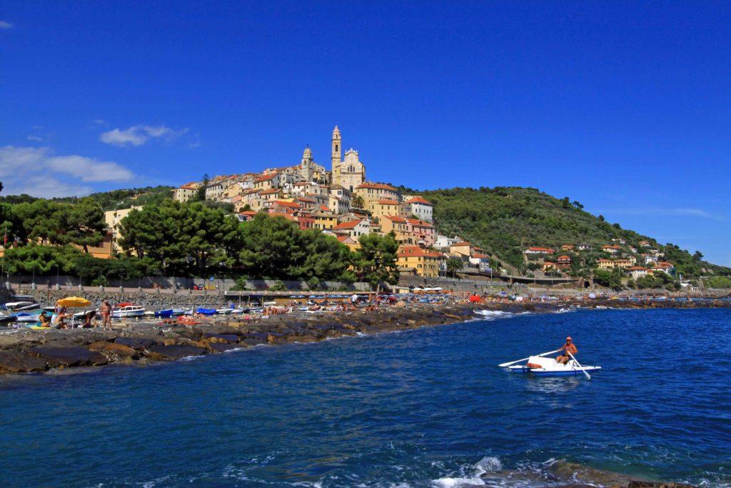 Cervo (foto Agenzia Regionale di Promozione Turistica In Liguria)